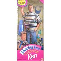 Juguete Barbie Afeitar Diversión Ken Muñeca W