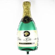 Globo De Botella De Champagne
