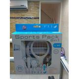 Sport Pack 6 In 1 Wii
