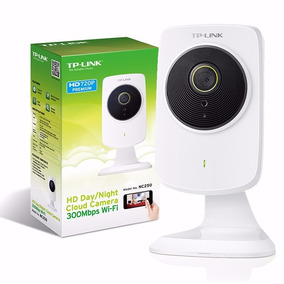 Tp-link Camera Cloud Nc250 300mbps Wifi Dia/noite