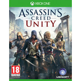 Assassins Creed Unity Xbox One Código Descarga Digital
