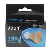 Audífono Axon K-82 Para Hipoacúsicos Sordo