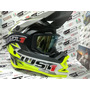 Casco Motocross Just One 1 Star Yellow - City Motor