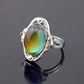 Anillo Vintage Cambia Color