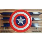 Prateleira Capitão América - 100% Mdf 12 Mm - Frete Grátis!