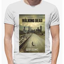 Playera O Camiseta The Walking Dead Especial Todas Tallas