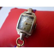 Reloj Alfa De Dama Antiguo Vintage Raro Años 50´s Usado