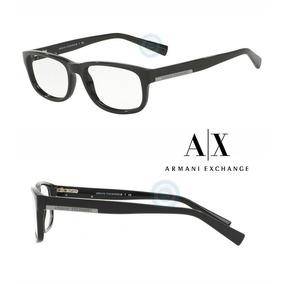 Armazon Oftalmico Armani Exchange Ax3031 8158 Black Gafas