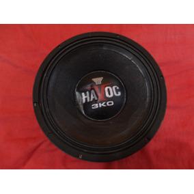 Épromoção Alto Falante Oversound Havoc 3k0 12 1500w R$650,00
