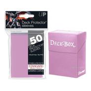 Protectores X60 + Deck Box Ultra Pro Varios Colores Yu-gi-oh