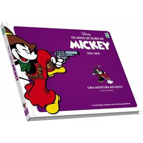 Os Anos De Ouro De Mickey 1934 1935 - Bonellihq Cx374 F17