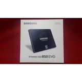 Disco Ssd Samsung Evo 850 - 500 Gb Nuevo Sellado