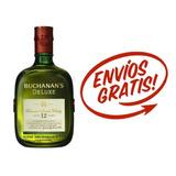 Caja De Whisky Buchanans De Litro Mas Regalo
