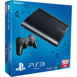 Play Station 3 500gb Con 45 Juegos Digitales