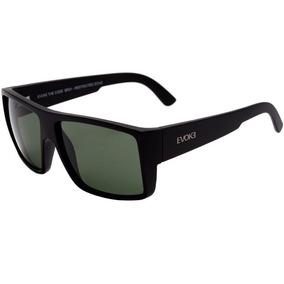 Oculos Evoke Preto Fosco Lentes Fume Degrade Arremate - Óculos De ... efe7f44016