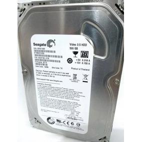 Hd Seagate 500gb 3.5 Sata Desktop/dvr