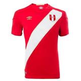 a90bfa2e25 Camisa Da Selecao Do Peru - Camisa Masculina de Seleções de Futebol ...