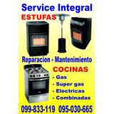 Reparacion/service Cocinas,estufas,hornos,anafes