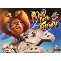 Juego Chewbacca Piloto Loco Star Warshasbro Chubaca