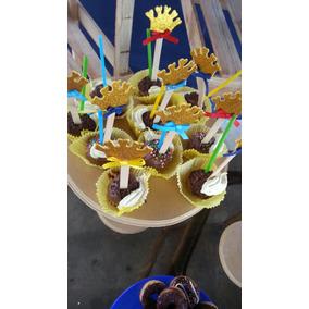 Toopers Ponquesitos Cupcakes Baby Showers Bautizos Fiestas
