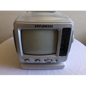Televisor/radio Hyundai