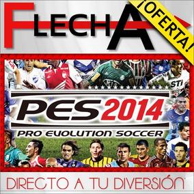 Pro Evolution Soccer 2014 | Pes 14 Ps3 Digital Oferta | Fg»