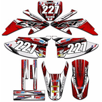 Adesivo Moto Crf 230 Crf24 2008 2009 2010 2011 2012 2013