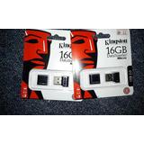 Pendrive Kingston 16 Gb Usb2.0 Dtmck Super Oferta