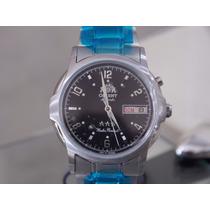 Relógio Automático Masculino Orient 469ss007 Original + Nf