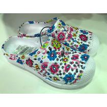 Sandalias T Crocs Zapatos Bands Tip Suecos Dama . Remate