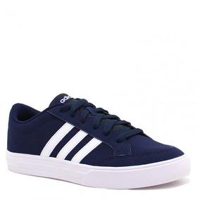 Tênis adidas Casual Vs Set Azul (nota Fiscal) | Zariff