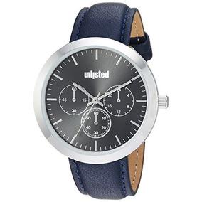 Relojes No Indicados Reloj Del Vestido Del Metal Del C W80