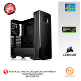 Computador Pc Gamer Intel Core I7 8700 Nvidia Gtx 1070