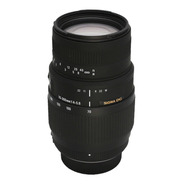 Objetivo Sigma 70-300mm Dg Macro Solo P/canon Garantia Ofic