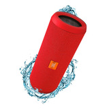 Jbl Parlante Bluetooth Flip3 Red + 1 Año Garantia