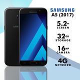 Samsung Galaxy A5 2017 Black Nuevos Android En Liquidacion