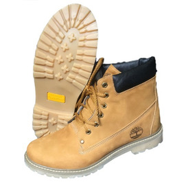 Yellow Boot Timberland Bota Masculino Feminino Cano Alto