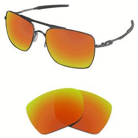 Óculos De Sol Oakley Deviation Cor Principal Laranja no Mercado ... 5712c3933e