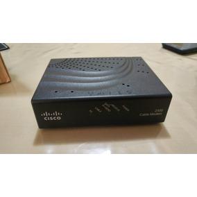Modem Cisco Webstar/s Dpc 2100 (para Intercable O Netuno)