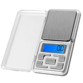 Bascula Digital Gramera Mini 0.1gr X 500gr Onzas Gramo Gym