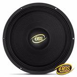Alto Falante Woofer Eros E-12 450 Lc Black 8 Ohms 450w Rms