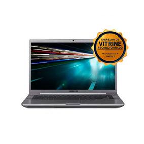Notebook Samsung Chronos Core I5 6gb (ddr3) Tela 15.0 Led Hd