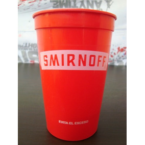 Vodka Smirnoff Vaso * Changoosx