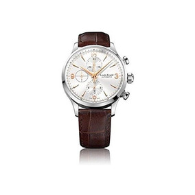 Louis Erard Heritage Collection Swiss Automatic Silver Dial