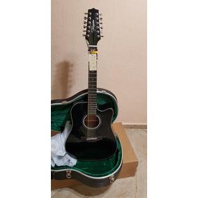 Guitarras De 12 Cuerdas Takamine Gd30ce-12 Con Estuche Rigid