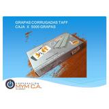 Grapas Corrugadas Marca Taff Caja * 5000