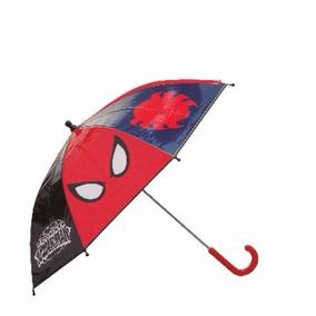 Paraguas Infantil Spiderman Hombre Araña Licencia Original