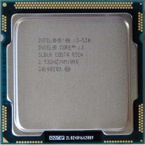 Cpu Intel Core I3-530 Socket 1156 Oem