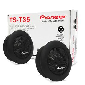 Tweeter Painel Pioneer 70w Rms Som Porta Painel Kit Cd Dvd X