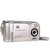 Cámara Hp Hewlett Packard Photosmart E317 De 5mp Con Zoom D